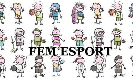 Fem esport Fem salut