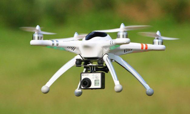 Taller d'ús professional de Drons