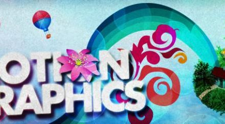 Curs de Motion Graphic
