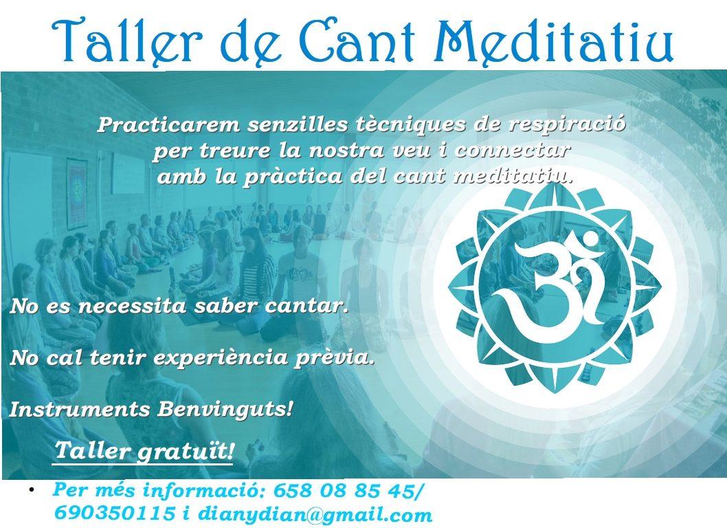 Cant Meditatiu