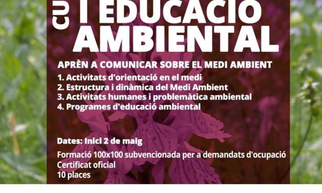 """Curs """"Interpretació i Educació Ambiental"""""""