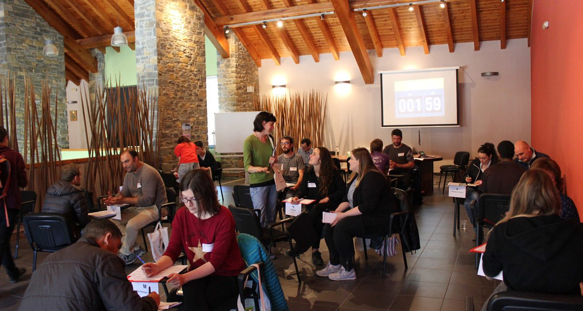 """3a edició de les Jornades de networking professional """"Arrela't al Sobirà"""""""