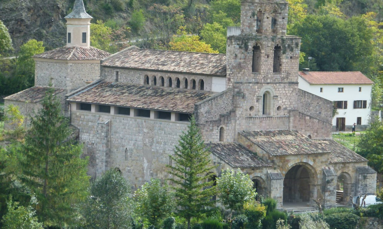 Visita guiada al monestir de Santa Maria de Gerri de la Sal
