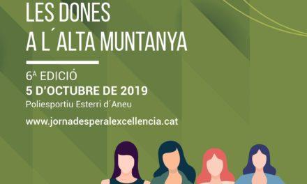 VI Jornades per l'Excel·lència: Les dones a l'alta muntanya