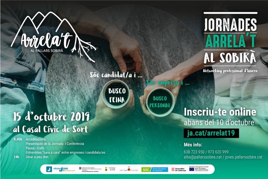 Networking Arrela't al Sobirà