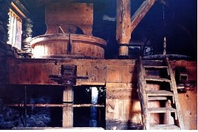 Serradora i molí fariner d'Àreu