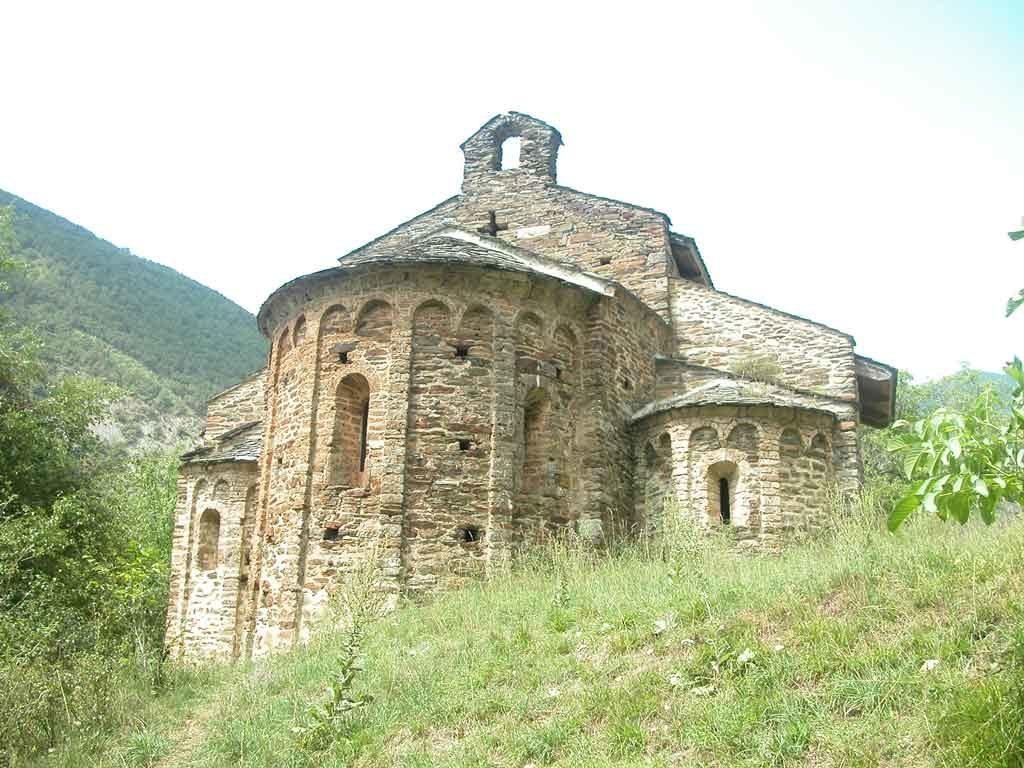 Visita a Sant Pere de Burgal