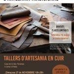 Cicle de Tallers d'Artesania tradicional: Taller de Cuir
