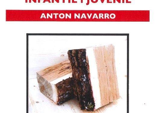 Premi de narrativa infantil i juvenil Anton Navarro