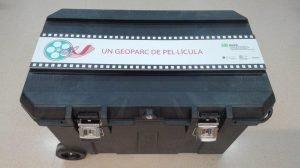 Un Geoparc de pel·lícula (maleta pedagògica)