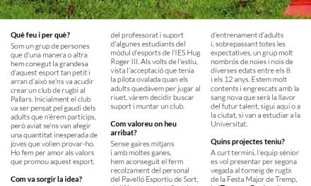Rugby Pallars