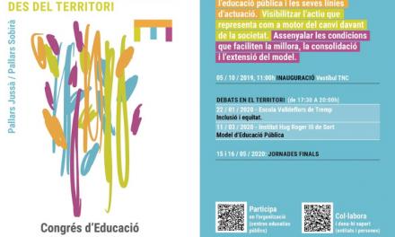 Congrés d'Educació Pública a Catalunya