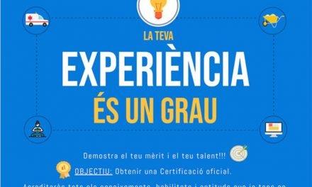 Acreditació de competències professionals