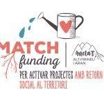 "1a campanya ""Matchfunding Arrela't Alt Pirineu i Aran"""