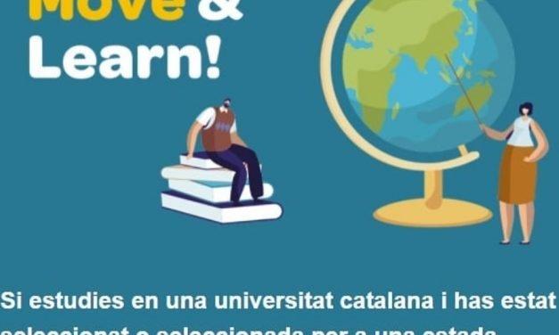Ajuts a la mobilitat internacional de l'estudiantat de les universitats catalanes per al curs acadèmic 2020-2021 (MOBINT–MIF 2020)