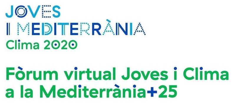 Fòrum Virtual Joves i Clima a la Mediterrània