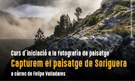 Curs de foto de paisatge