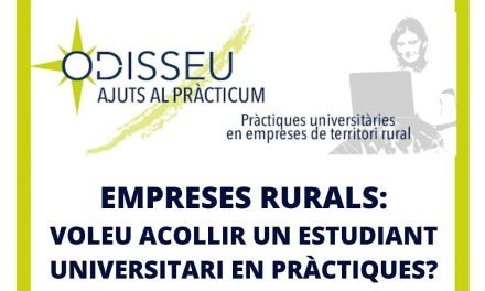 Empreses Rurals: Projecte Odisseu