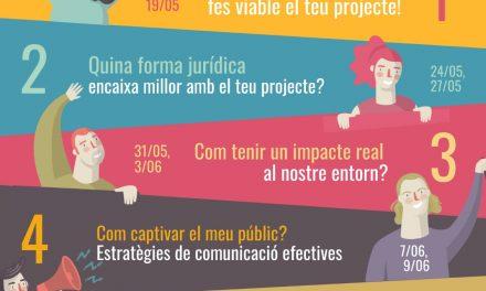 Càpsules formatives online i gratuïtes (Matchfunding Arrela't)